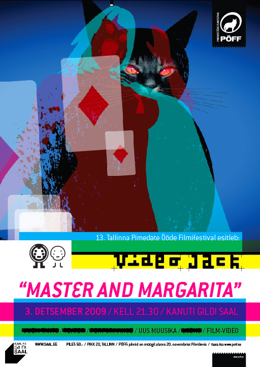 Video Jack @ PÖFF poster